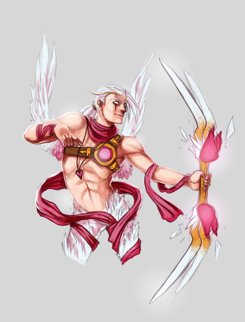 Heartseeker Varus by SuperKusoKao