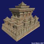 Sierpinski Temple