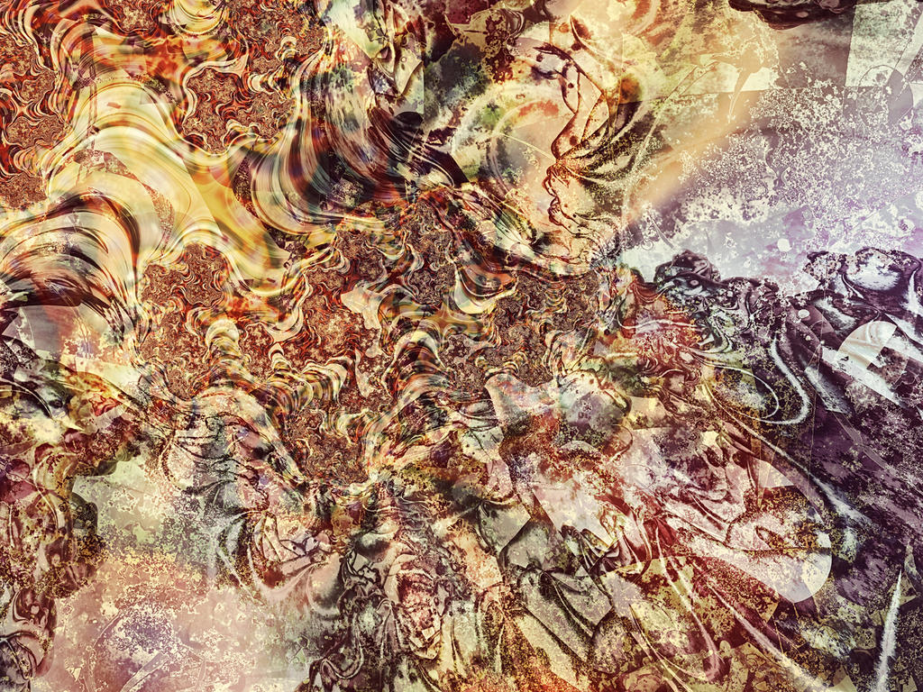 Restless Spirits by MakinMagic
