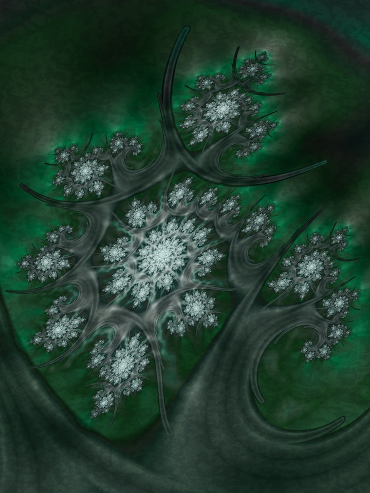 MMF - Flowers of Morgul Vale by MakinMagic