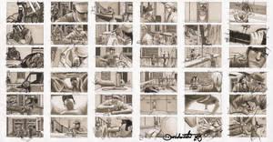 Storyboard 'arresting clete'