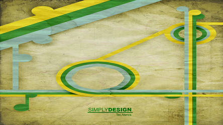 Wallpaper: Simply Design by TeoAtienza
