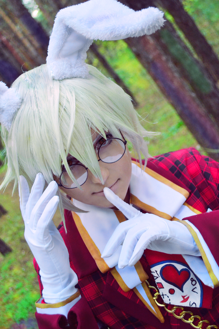Heart no Kuni no Alice - Peter White by JeSatoo