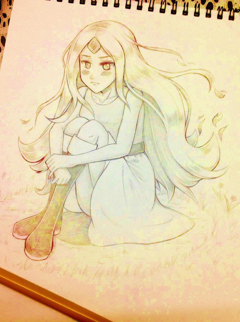 AT::Flame Princess by yukinayee