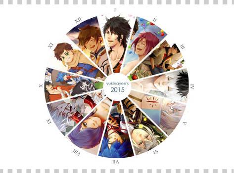 Art Summary 2015