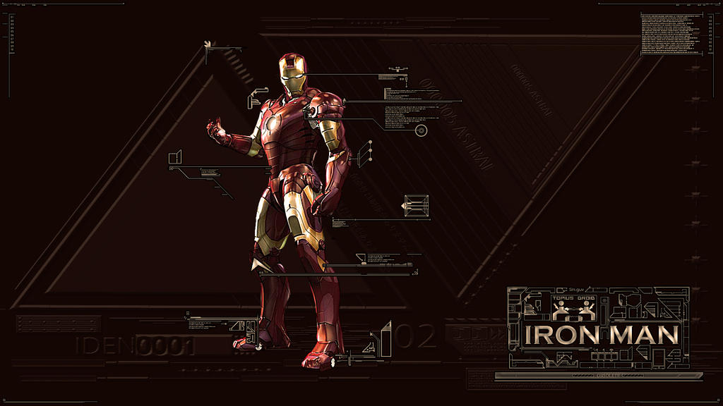 Iron Man  normalVer. by SinOfU