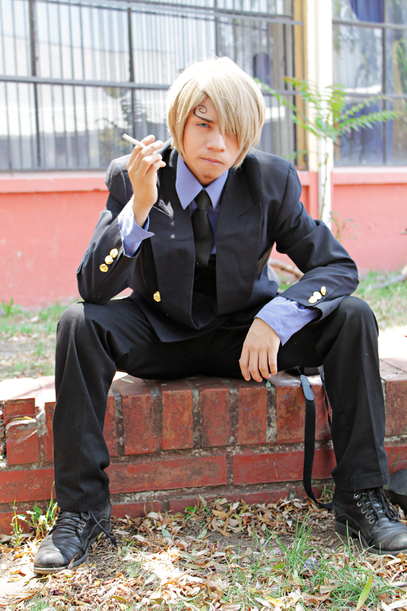 Sanji One Piece Cosplay By Jack7holmes On Deviantart