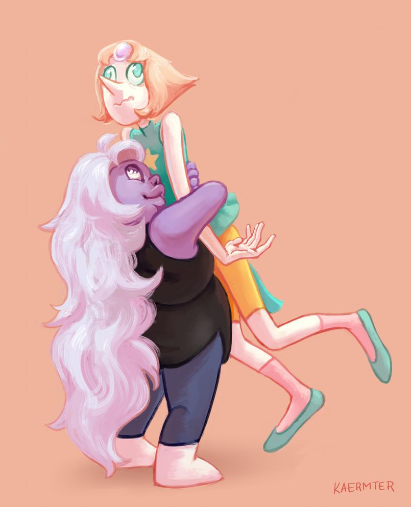 hug by kaermter