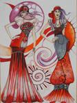 kustav Klimt inspiration