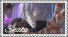 Snake stamp by KathytheGoth