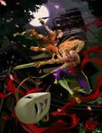 SF Tribute - Ibuki vs. Vega