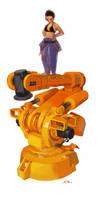 Robot Arm Study