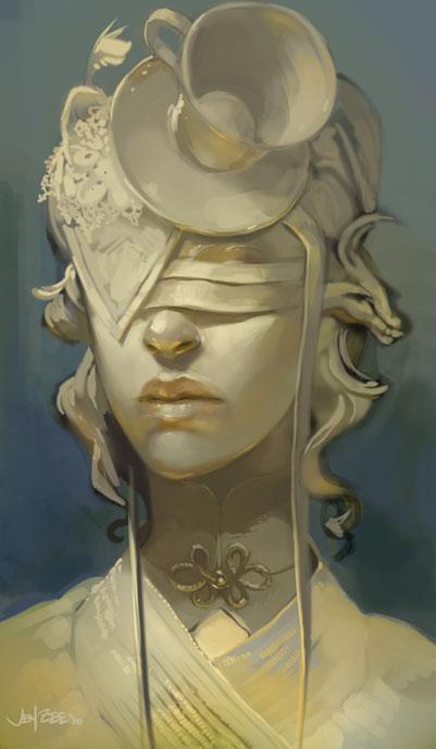 Porcelina by JenZee