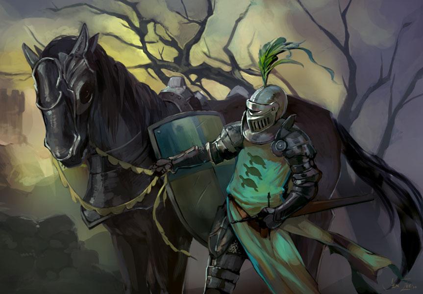 GoT: Ser Eldon Estermont by JenZee