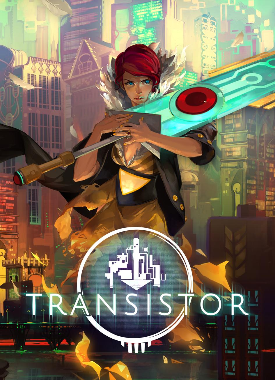 TRANSISTOR by JenZee