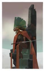 Sentinel by JenZee