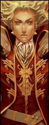 Alucard Detail by JenZee