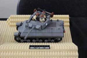 Desert Thunder 5 - Wolverine at the Ready