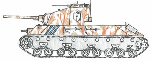 T1 Bristol Medium Tank by NeyoWargear