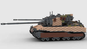 M6A2E1-# Army of Two 4K Render 4