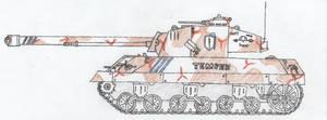 T3A2 Arlington Hybrid Medium Tank