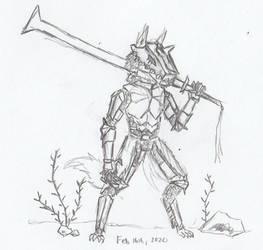 Wolf Warrior 1 V2