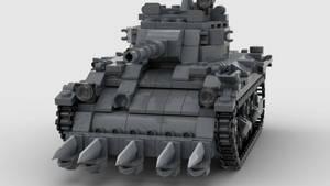 [Alt] M7 Rhino with Culin Hedgerow Cutter 2