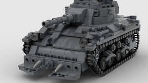 [Alt] M7 Rhino with Hedgerow Cutter 3