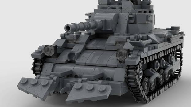 [Alt] M7 Rhino with Hedgerow Cutter 5