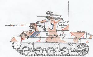T4A2 Arlington Light Tank