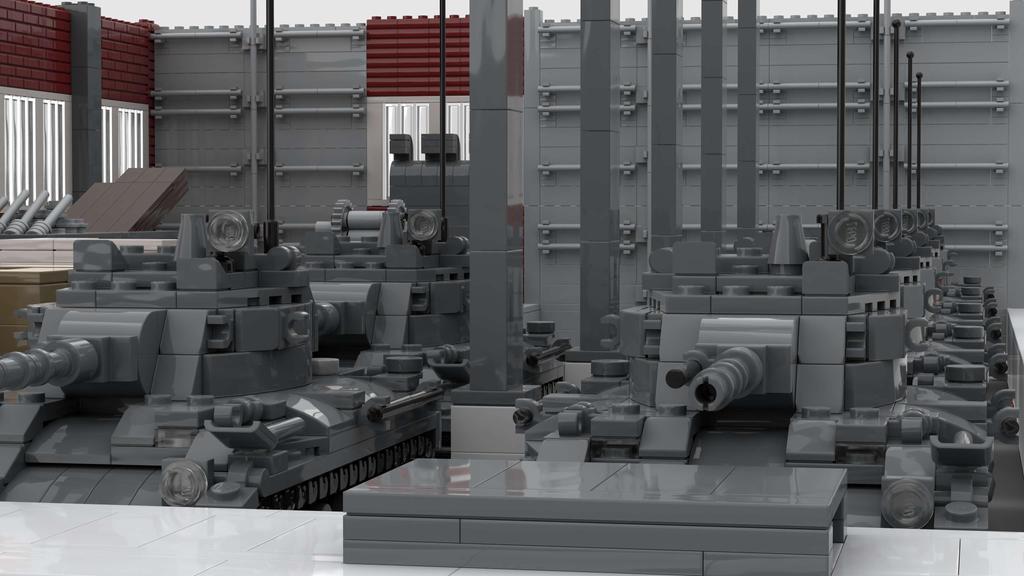 M7 MT Loading Bay 2020 Render 4K 2