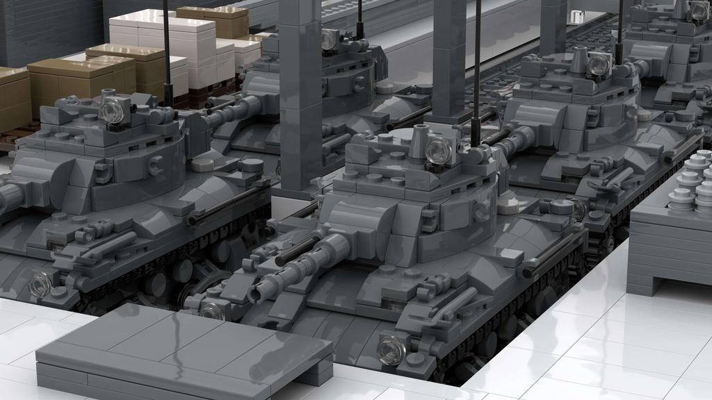 M7 MT Loading Bay 2020 Render 4K 3