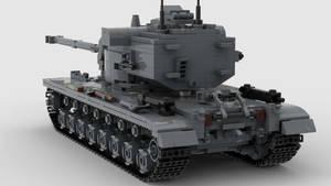 T29E3 Heavy Tank V1 4K Render 2