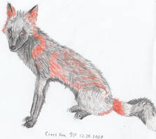 Cross Fox
