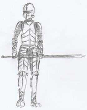 Bus Ride Draw - Knight