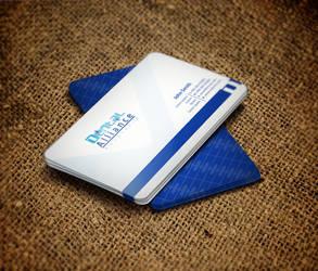 Dental card by deskdesign1