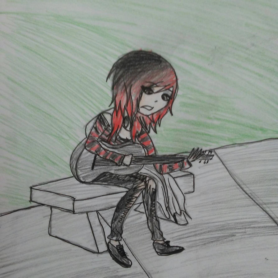 rwby summer singing letters by johnnie guilbert by emo art 13 on