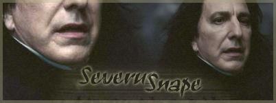 Severus Snape by PrincessofMadness