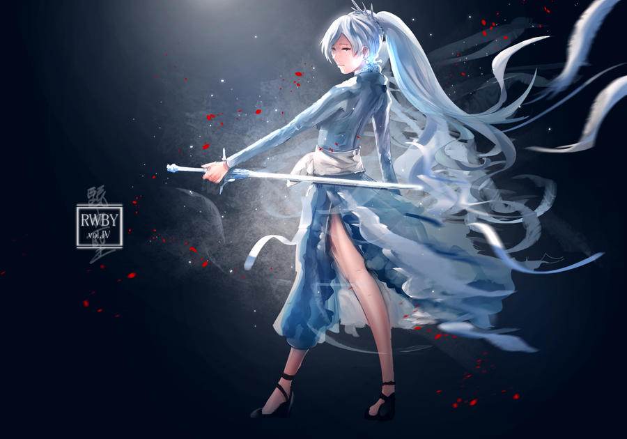 rwby weiss wallpaper - photo #5