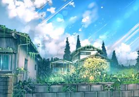 Garden of Dreams by anonamos701