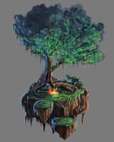 The Tree of Life by anonamos701