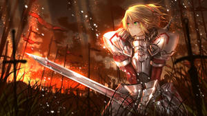 Fate/Apocrypha - Saber of Red