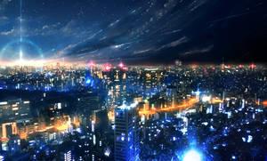 Tokyo Nights by anonamos701