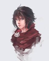 RWBY - Ruby by anonamos701