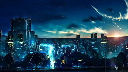 End of Shinjuku