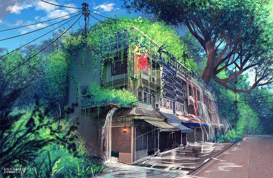 Cafe of the Woods