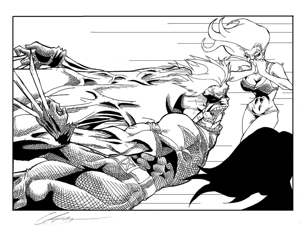hulk vs superman coloring pages - photo#12