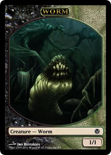 Worm Token by KingVego