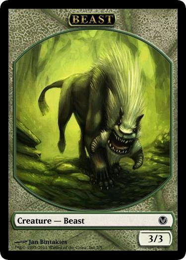 Beast Token by KingVego