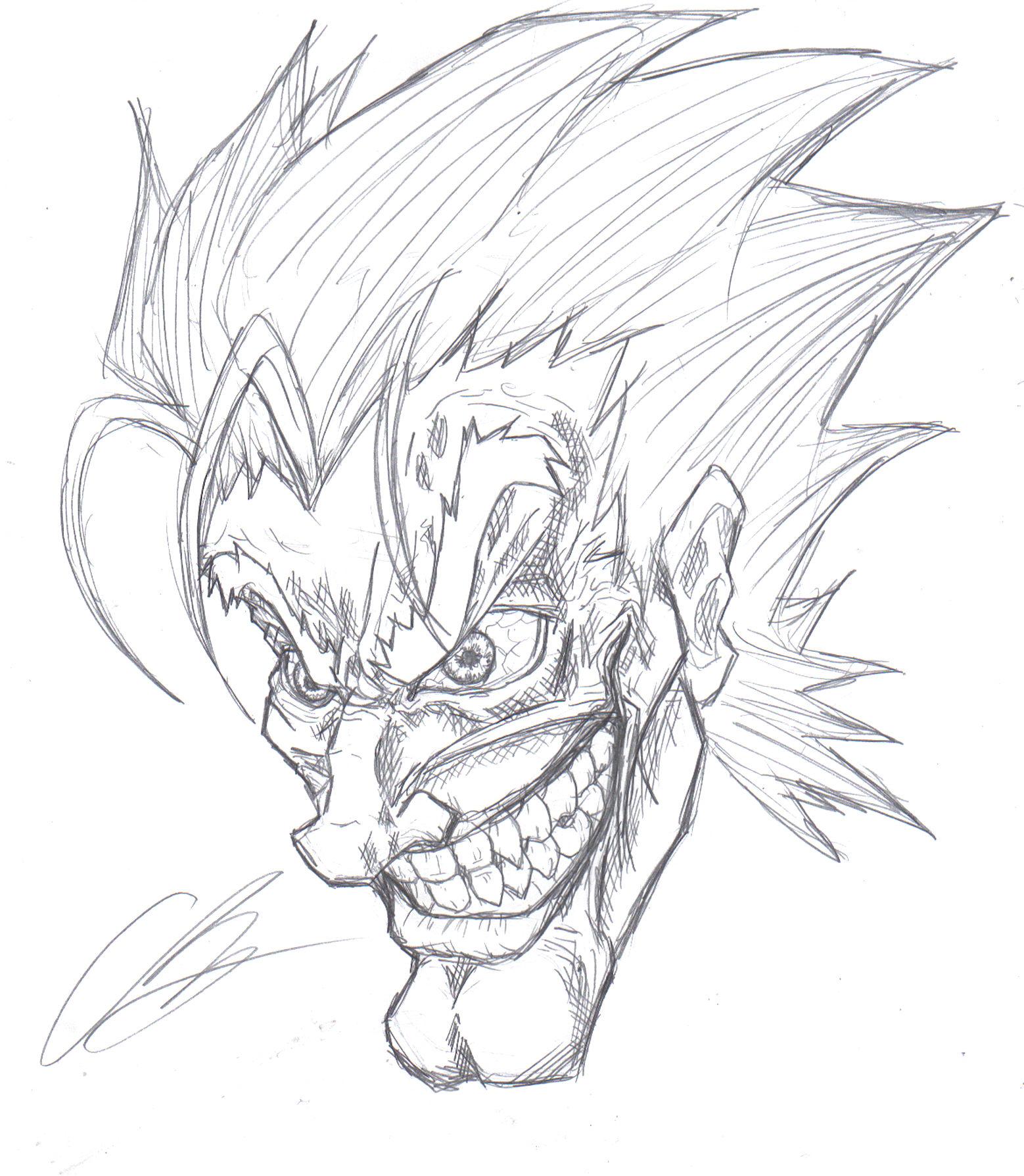 The Joker By Kingvego The Joker By Kingvego